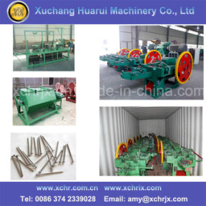 Concrete Nail Making Machine/Nail Making Machine and Price pictures & photos