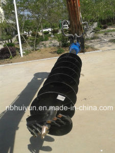 Od=300mm, Legnth=2m Hydraulic Auger for Backhoe pictures & photos