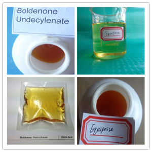 Musle Growth Injectable Steroid Hormone Equipoise Boldenone Undecylenate pictures & photos