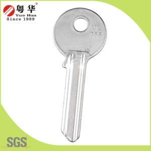 Hot Sale Coustomized Brass UL055 Door Key Blank pictures & photos