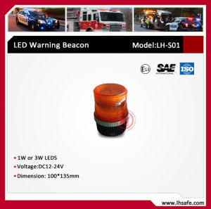Strobe LED Beacon for Tractor Trailer Lights (LH-S01) pictures & photos