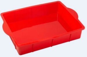 Silicone Square Pan & Cake Mould &Bakeware FDA/LFGB (SY1008) pictures & photos