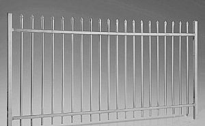 Stainless Steel Guardrail Metal Fence Stainless Steel Baluster