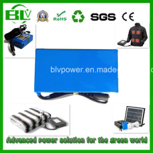 Lithium-Ion Battery DC12V 18ah AC-UK/EU/Us Charger CCTV Camera pictures & photos