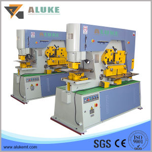 Hydraulic Shear and Punch for Channel Steel pictures & photos
