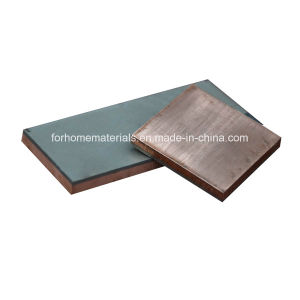 Aluminum Clad Copper Explosive Welded Sheet pictures & photos