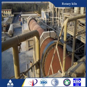 Super Quality 3.2*50 Lime Rotary Kiln Manufacturer for Sale pictures & photos