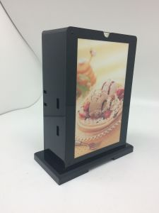 Menu Power Bank with Multi Places for Advertising pictures & photos