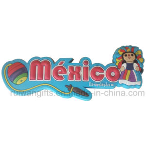 Custom 3D PVC Rubber Fridge Magnet for Souvenirs, Refrigerator Magnet pictures & photos