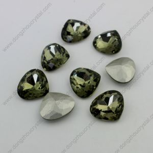 Heart Fancy Crystal Stone for Fashion Accessories pictures & photos