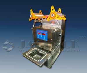 Manual Fast Food Tray Sealing Machine