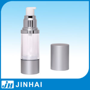30ml Aluminum Airless Bottle for Cream, Plastic Cosmetic Container pictures & photos