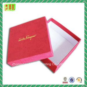 Wholesale Custom Design Rigid Square Cardboard Gift Box pictures & photos