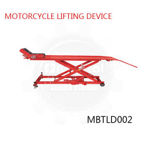 Professional 1000lbs Motorcycle Lifting Device Pneumatic Optional pictures & photos