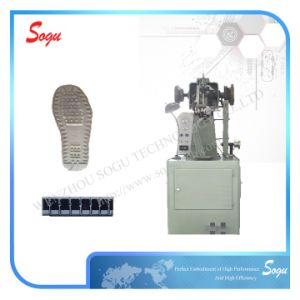 Xs0009 Leather Footwear Inseam Sewing Machine pictures & photos