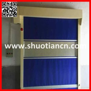Thailand Hot Sell High Speed Fast Door (ST-001) pictures & photos