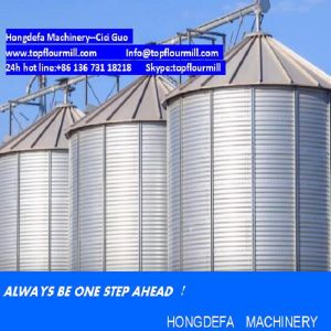 Silo for Flour Mill Storage Raw Wheat and Maize (500t) pictures & photos