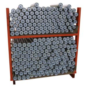 Galvanized Gravity Conveyor Roller
