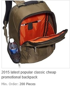 Popular Classic Cheap Promotional Backpack
