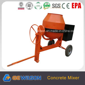 Construction Machine Tools 350L Concrete Mixer pictures & photos