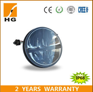 Hot Sale 7′′ Motorcycle LED Driving Light for Offroad Jeep (HG-808) pictures & photos