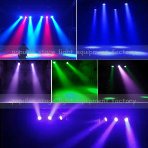 High Power 7*40W 4in1 LED Moving Head Zoom Beam Light pictures & photos