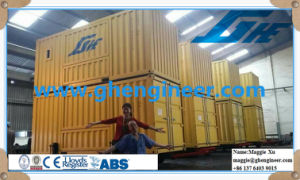 Container Type Port Bagging and Weighing Package Machine pictures & photos