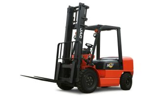 Professional Supplier of Diesel Forklift 3.5ton pictures & photos