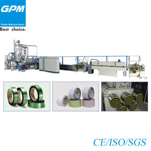 High Quality Pet Bale Strap Extrusion Line pictures & photos