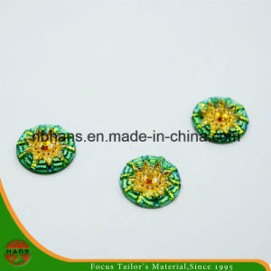 Fashion Rhinestone Button for Clothes pictures & photos