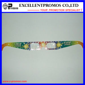 Hot Sale Cardboard Paper Fireworks 3D Glasses (EP-G58404) pictures & photos