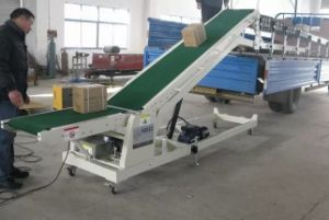 Loading and Unloading Telescopic Conveyor pictures & photos
