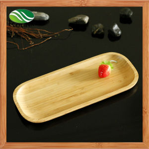 Restaurant Bamboo Sushi Sashimi Refreshment Dish Plate pictures & photos