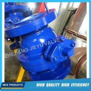 2PC Cast Steel Wcb/ CF8/CF8m Floating Ball Valve pictures & photos