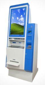 32inch Information Kiosk/Hospital Kiosk/Card Dispenser Kiosk pictures & photos