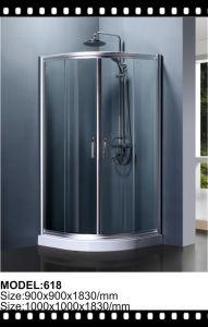 USA Market Popular Simple Shower Room and Shower Enclosure