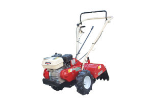 The Mini Tiller with Gasoline Engine