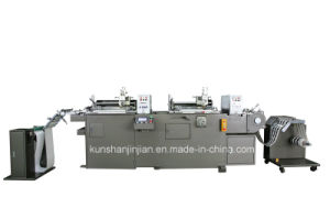 Double Colors Silk Screen Label Printing Machine pictures & photos