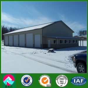 Prefabricated Steel Structure Garage / Warehouse (XGZ-PCH 028) pictures & photos