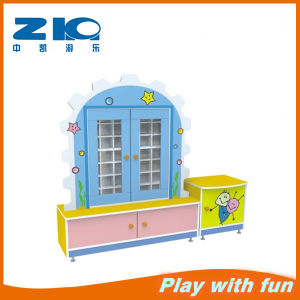 Simple Design Children Bedroom Furniture, Wood Locker pictures & photos