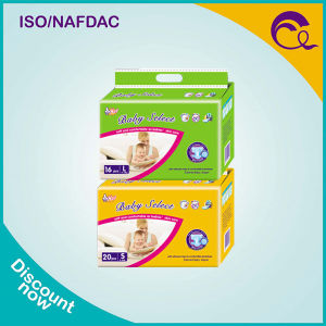 High Absorption Disposable Baby Diaper Manufacturer in China