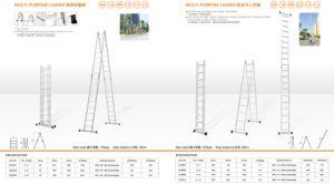 Long Type Multi-Purpose Ladder pictures & photos