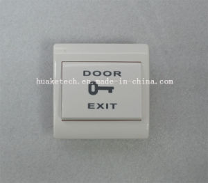 Plastic Panel Access Control Button Switch pictures & photos