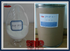 Pvp K17 as Film-Forming and Viscosity-Enhancement Agent pictures & photos