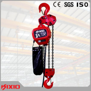 New Technology 1.5ton Electric Chain Hoist Remote Control pictures & photos