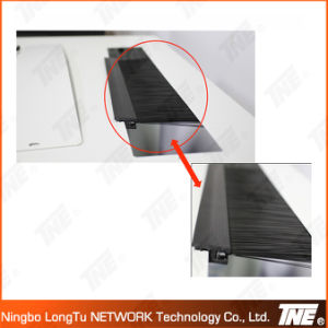 Network Cabinet Accessory Top Entry Brush Cover pictures & photos