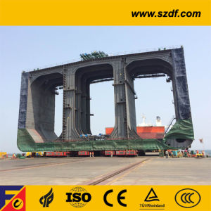 Spmt Transporters /Spmt Self Propelled Modular Trailer -Spmt (SPT) pictures & photos