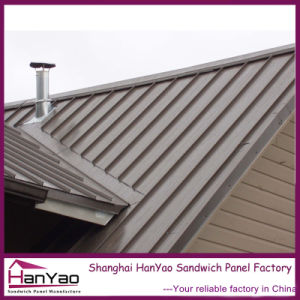 Customized House Corrugated Color Metal Roof Tile pictures & photos