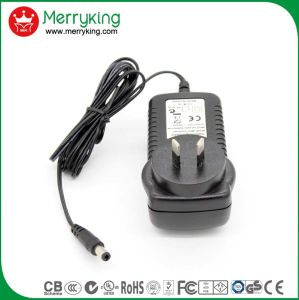 12V3a AC/DC Power Adapter White Au Plug pictures & photos