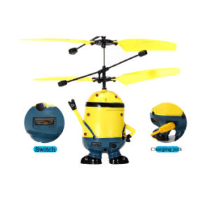 Wholesale RC Model Minions Induction Aircraft pictures & photos